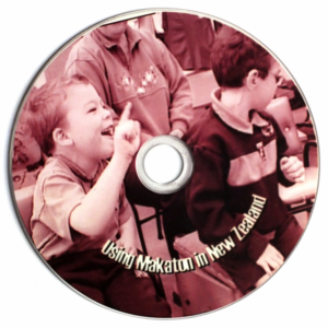 Using Makaton in NZ DVD